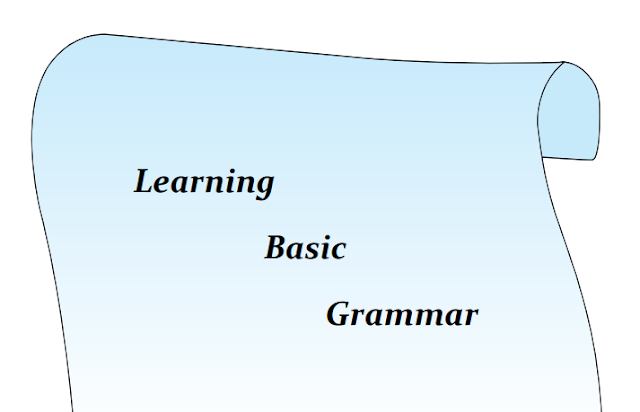 Basic English Grammar Learning pdf book