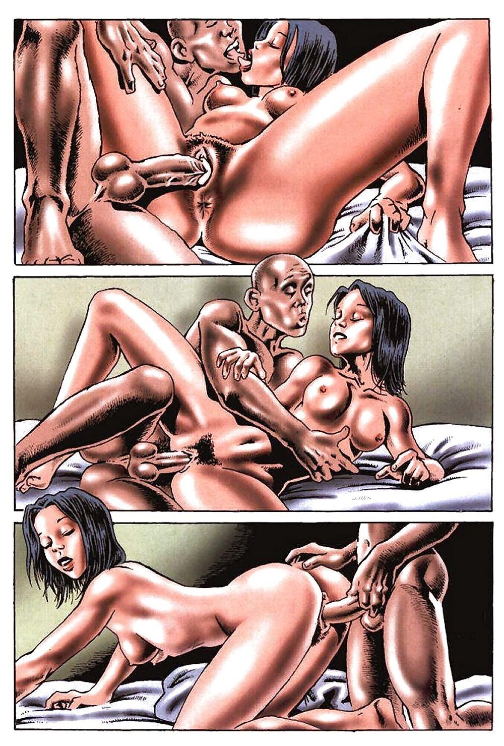 Sexy sex comics