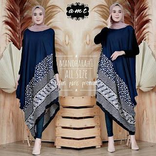 Batik Katun Paris Premium Manohara AMT kode 8