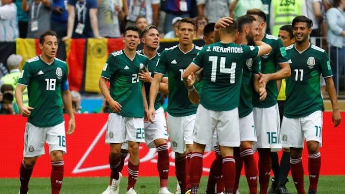 México surpreende e vence Alemanha na Copa do Mundo