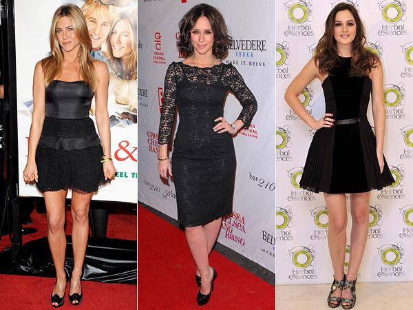 Hora de Diva: Vestido preto básico! Modelos de arrasar ...