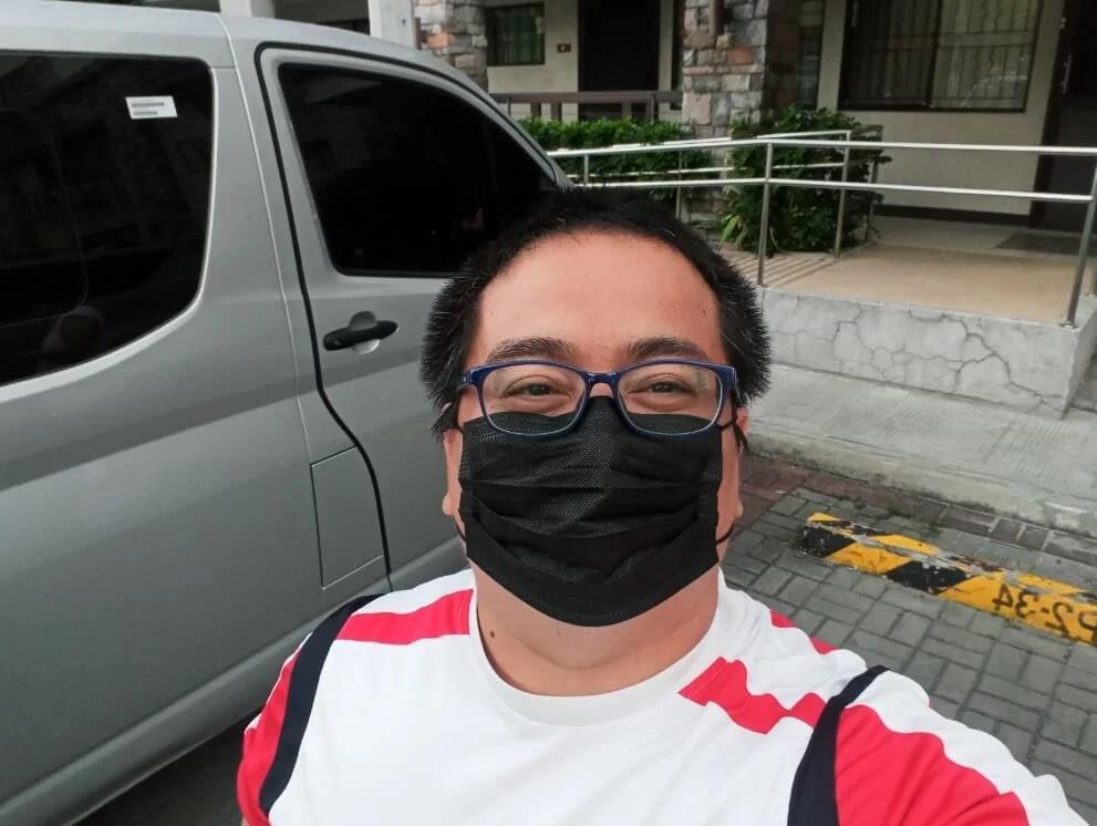 realme Narzo 30A Camera Sample - Selfie