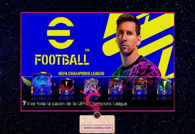 EFOOTBALL 2021-2022 Iso Ppsspp Update Transfer, Jersey Terbaru
