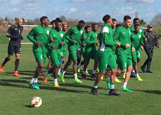 Sport: Mikel, Akpeyi, Ezenwa, Ighalo hit Uyo from Abuja