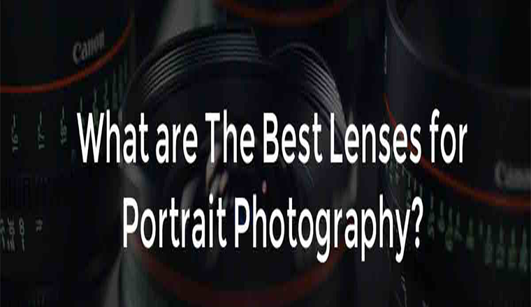 What Are The Best Lenses for Studio Photography? #infographic