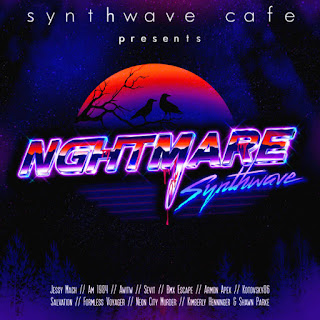 NIGHTMARE van Synthwave Cafe