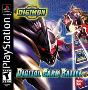 Baixar Digimon Digital Card Battle (2000) PS1