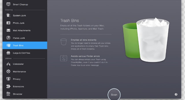 Procedure For Emptying the macOS Trash on Your External Drives