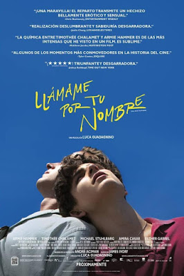 Call Me By Your Name 2017 Custom SCR Sub