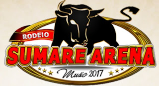 Agenda de Shows 2017 Rodeio Sumaré Arena Music