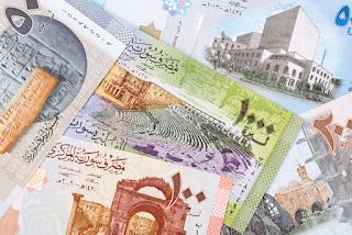 استمرار هبوط صرف الليره السوريه امام الدولار والعملات الاجنبيه اليوم 17/1 2020