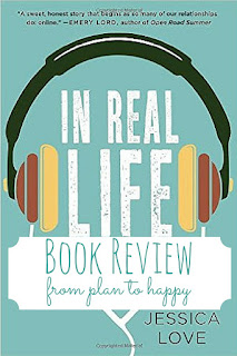 In Real Life by Jessica Love is a young adult novel that considers what happens when you meet someone online and think you know them, but real life is different.