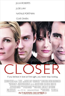 Sinopsis film Closer (2004)