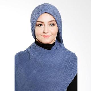 Jilbab Elzatta Polos Terbaru