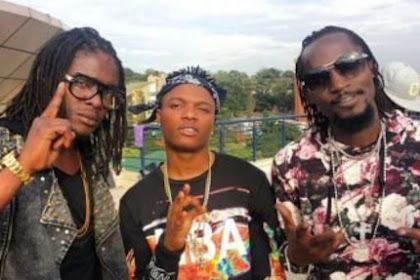 DOWNLOAD MP3 : Radio & Weasel Ft Wizkid - Visa Key