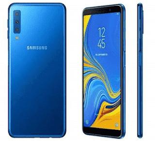 Harga Samsung Galaxy A7 (2018) dan Spesifikasi Lengkap