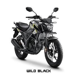 Sepeda Motor Honda CB150R SteetFire 3
