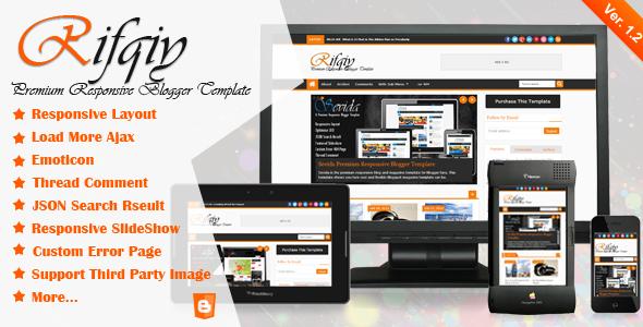 Share Rifqiy – Responsive Blogger Template