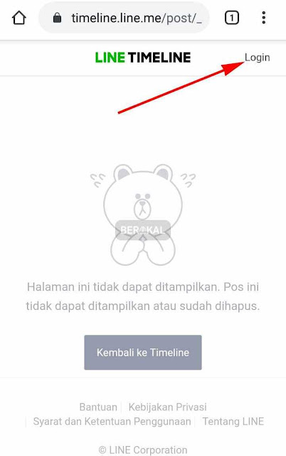 cara download video di line today channel