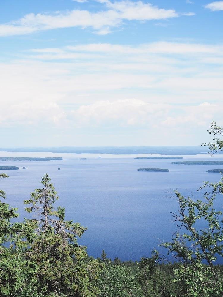 Kolin kansallispuisto, Suomen kansallismaisema