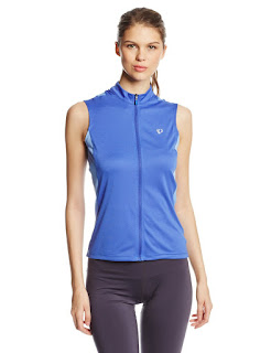 Pearl Izumi Women's W-Select Sleeveless Cycling Jersey