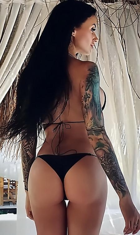 Anya Sakharova | Anya Sugar Nude Galleries in High Quality | 53 Thong Bikini HD Pics