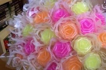 Membuat Aneka Kreatifitas dari Bunga