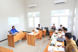 Menghadiri Pertemuan dengan Para Akademisi di Gedung FKIP Universitas Borneo Tarakan