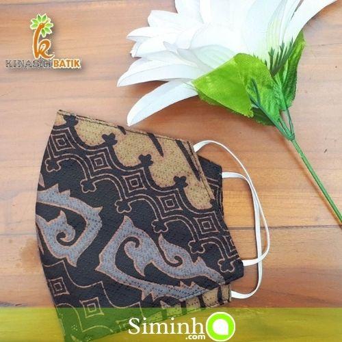Masker Batik Motif 7 - Kinasih Batik