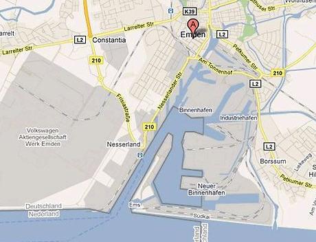 Deutschlandkarte Google Maps Sieht Besser Aus Tele Atlas