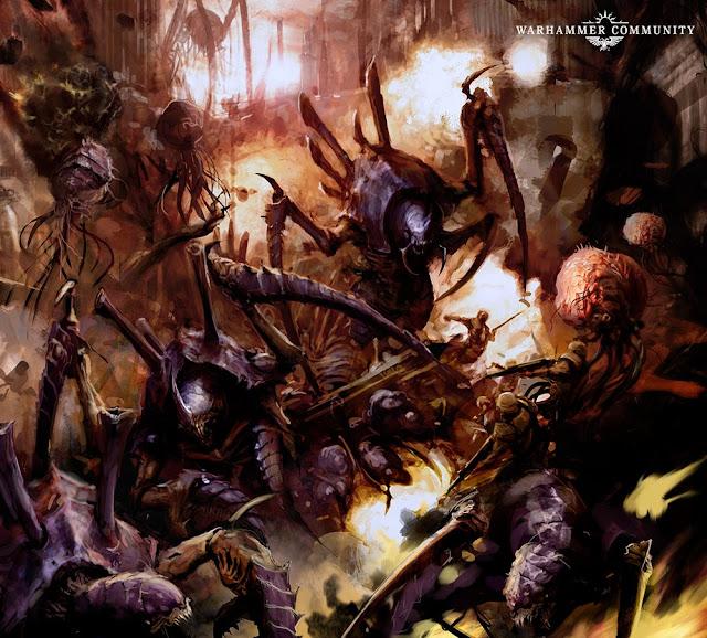 hormigas de jardín tiránidas