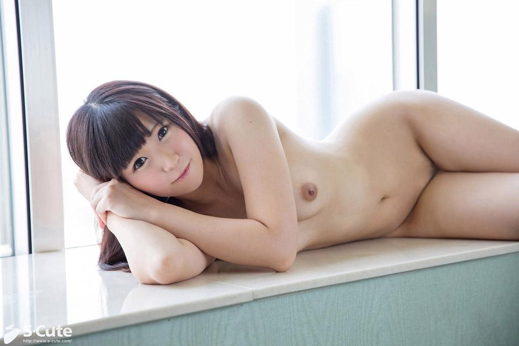CENSORED S-Cute 495 Azuki #1 恥じらい残る美少女の仲良しエッチ, AV Censored