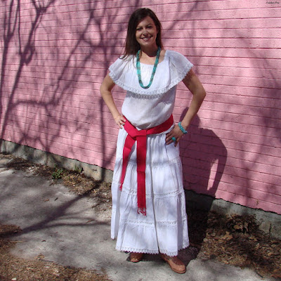 Faldas Mexicanas Típicas