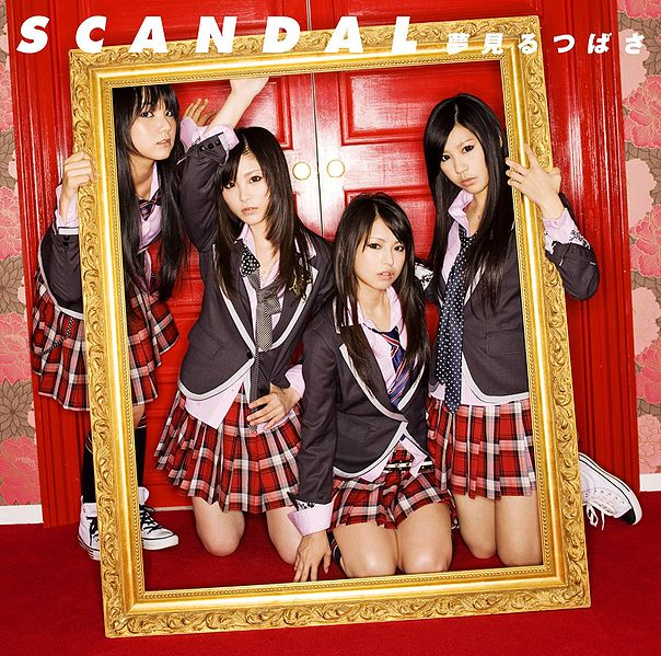 SCANDAL With Translated 2011 - 2012