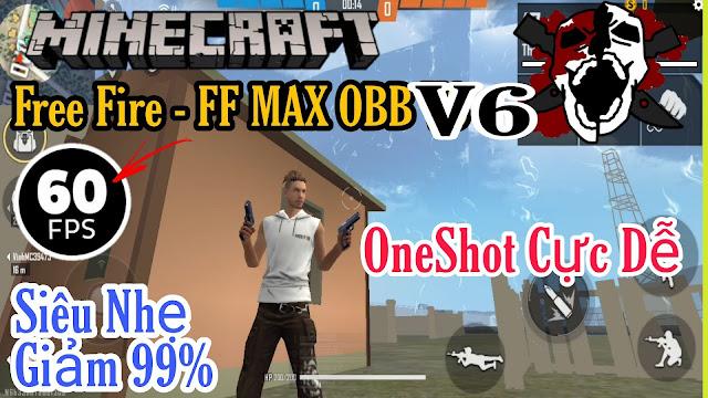 FREE FIRE VÀ FREE FIRE MAX OB28 SIÊU MƯỢT NEWS VỚI OBB FPS CAO V6
