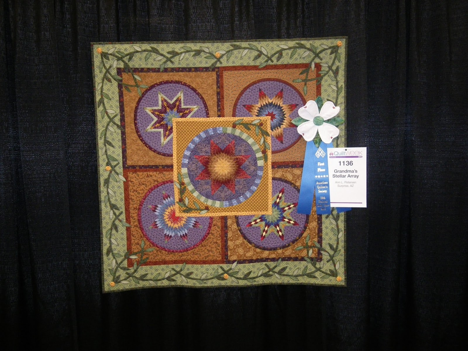 Kevin The Quilter Aqs Paducah Quilt Show Part 2