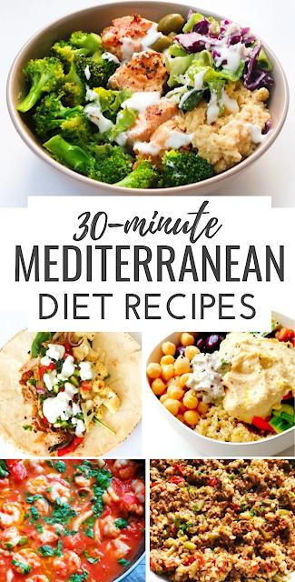 Yield: 1 5-Minute Mediterranean Bowl – Healthy Lunch Meal Prep Recipe