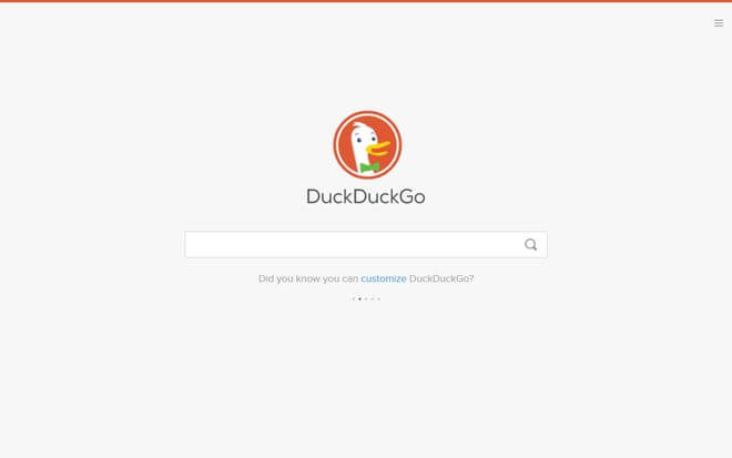 Google Is Not The Only Search Engine That Can Help You Find What You're Looking For. Here Are 8 Alternatives! - DuckDuckGo