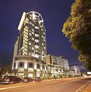 Berikut Daftar Hotel Paling Nyaman di Kota Bandung