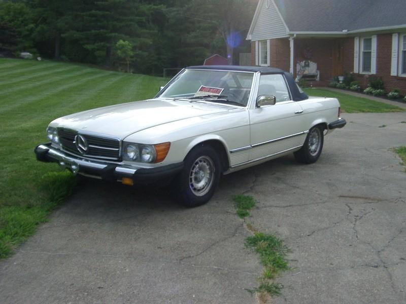 Daily Turismo: 10k: 570 SL: 1985 Mercedes-Benz 380SL R107 w\ GM LT1 V8