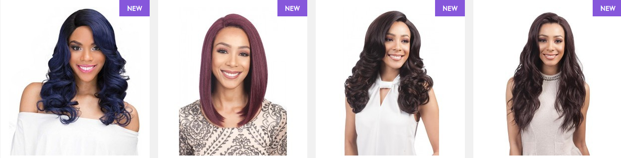 Say it with Black Hairspray | One Stop Shop for All Kind of Hair Wigs 1