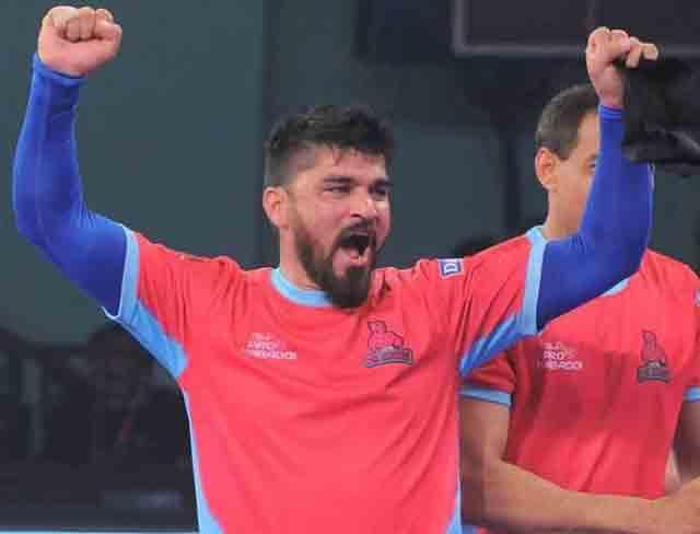 Rohit Rana Can Shine For Telugu Titans: