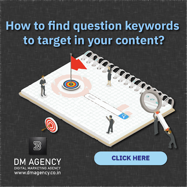 How to find question keywords to target in your content?