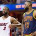 LeBron James y Dwyane Wade pueden volver a jugar juntos