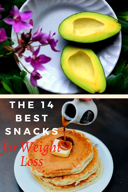 The 14 Best Snacks for Weight Loss