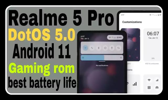 Realme-5-Pro-RMX1971-dotOS-R-v-5.0.0-Android-11