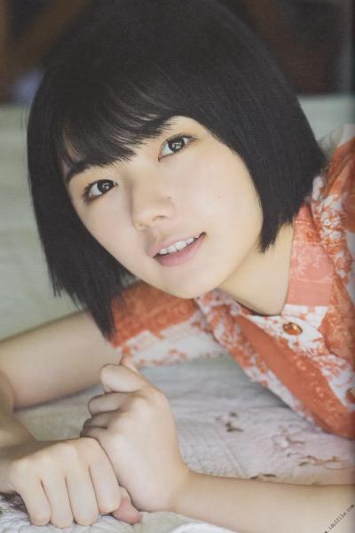 Karin Fujiyoshi 藤吉夏鈴, B.L.T Graph 2019年09月号 Vol.47