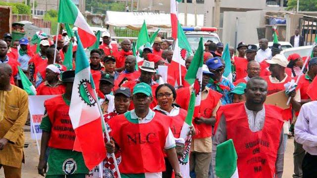 New Minimum Wage: Labour union threatens strike, warns Buhari govt over delay implementation