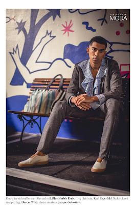 2- Arabian Moda x Blue Marble Paris x Lagerfeld x Duren x Jacques Solovière