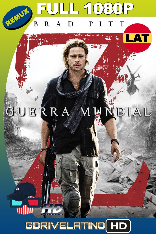 Guerra Mundial Z (2013) [EXTENDED] BDRemux FULL 1080p Latino-Ingles MKV